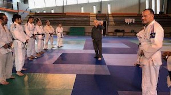 Stage Régional Jujitsu 25-26 Septembre 2021
