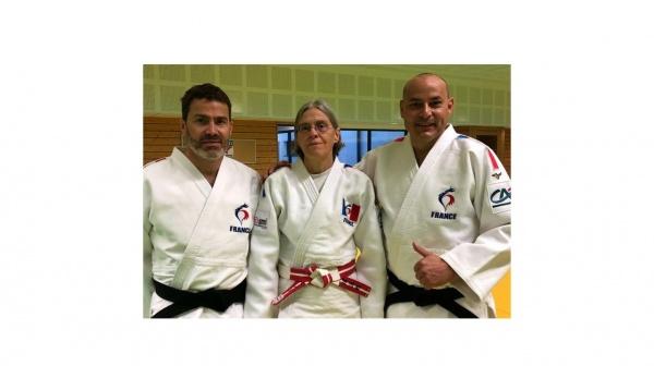 Judo Kata Sportif se sent super bien à CREPS de Reims.